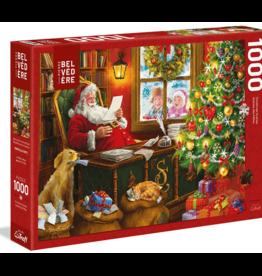 Trefl Santa's List 1000pc