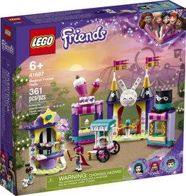 LEGO 41687 Magical Funfair Stalls V39