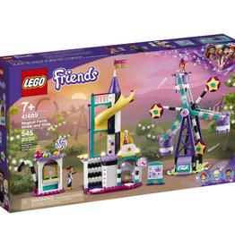 LEGO 41689 Magical Ferris Wheel and Slide V39