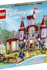 LEGO 43196 Belle and the Beast's Castle V39