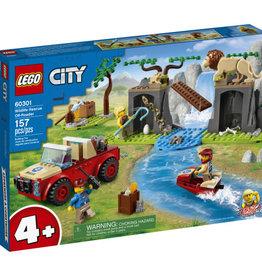 LEGO 60301 Wildlife Rescue Off-Roader V39