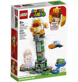 LEGO 71388 Boss Sumo Bro Topple Tower V39