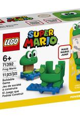 LEGO 71392 Frog Mario Power-Up Pack V39