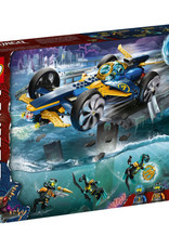 LEGO 71752 Ninja Sub Speeder V39