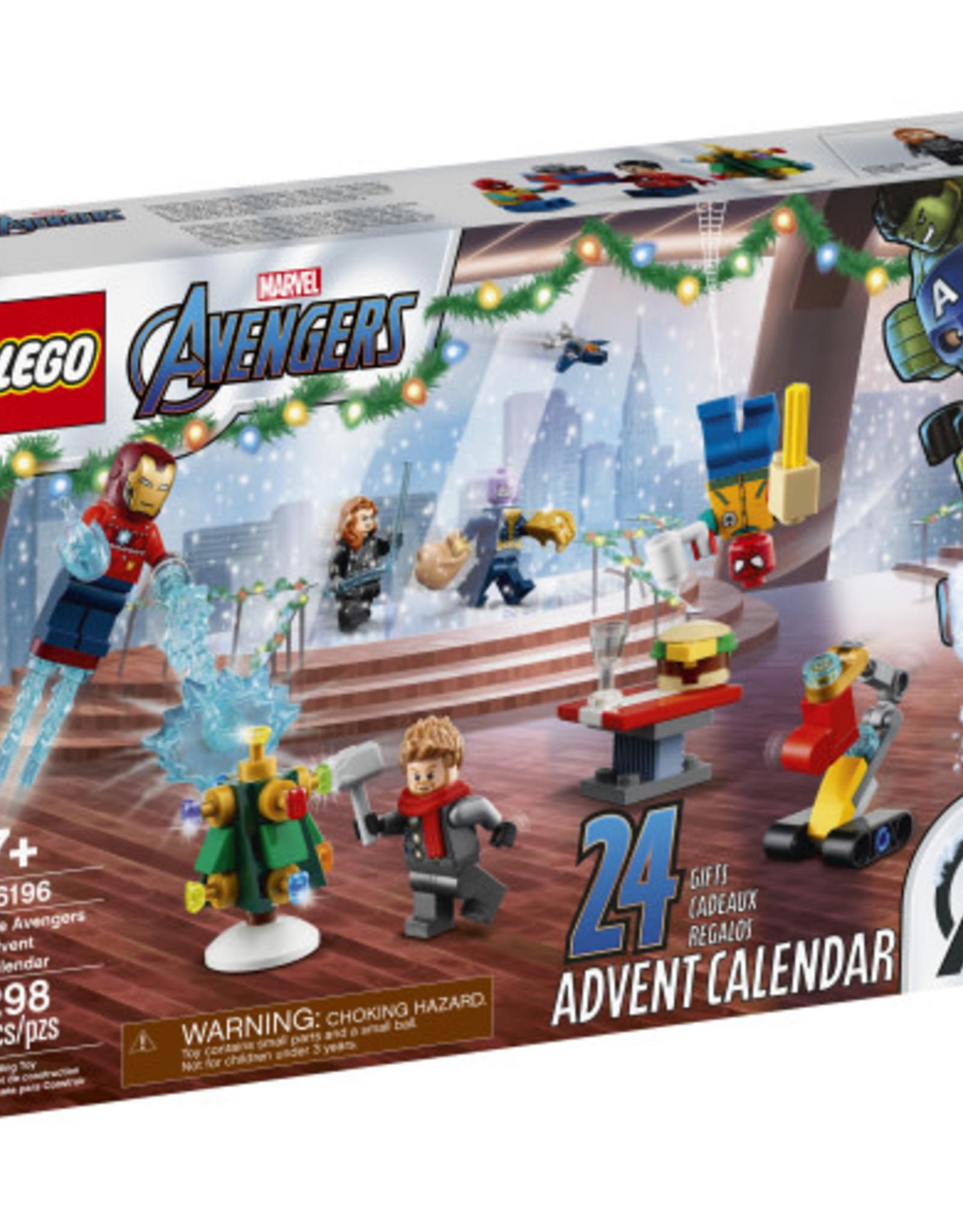 LEGO 76196 The Avengers Advent Calendar V39