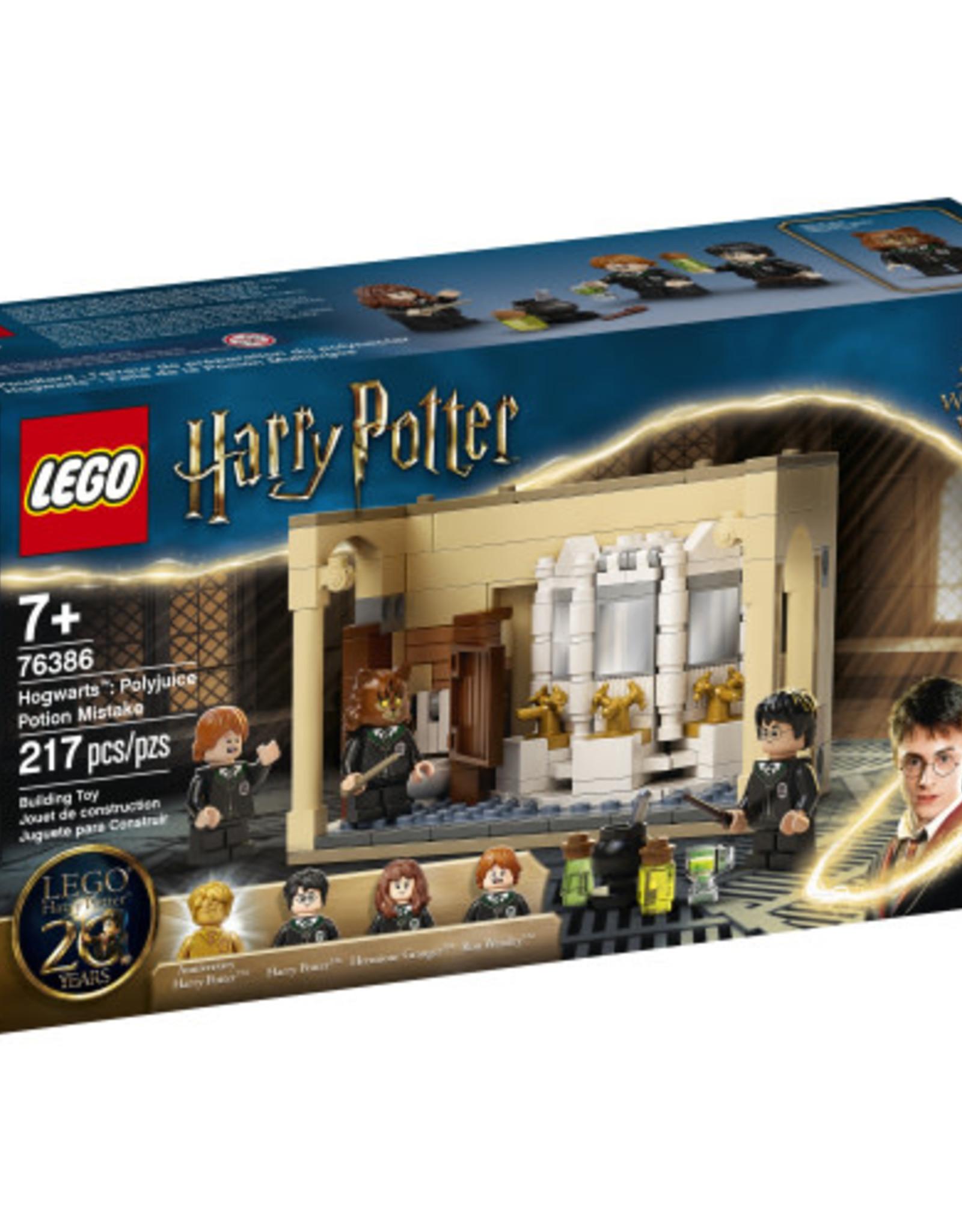 LEGO 76386 Hogwarts#: Polyjuice Potion Mistake V39
