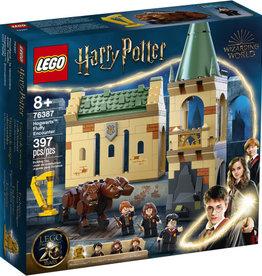LEGO 76387 Hogwarts#: Fluffy Encounter V39
