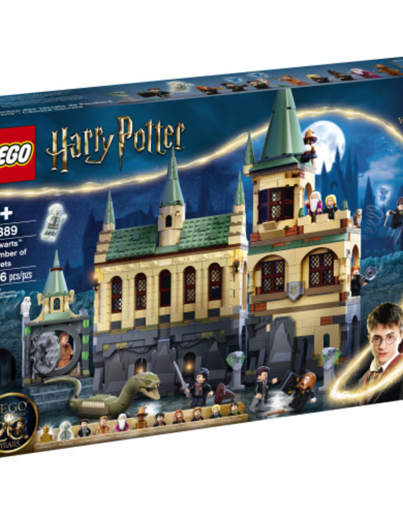 LEGO 76389 Hogwarts# Chamber of Secrets V39