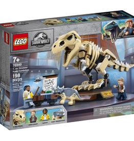 LEGO 76940 T. rex Dinosaur Fossil Exhibition V39