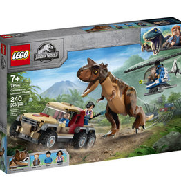 LEGO 76941 Carnotaurus Dinosaur Chase V39