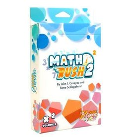 Math Rush 2 Multiplication And Exponents