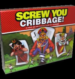 Screw you Cribbage Screw You Cribbage!