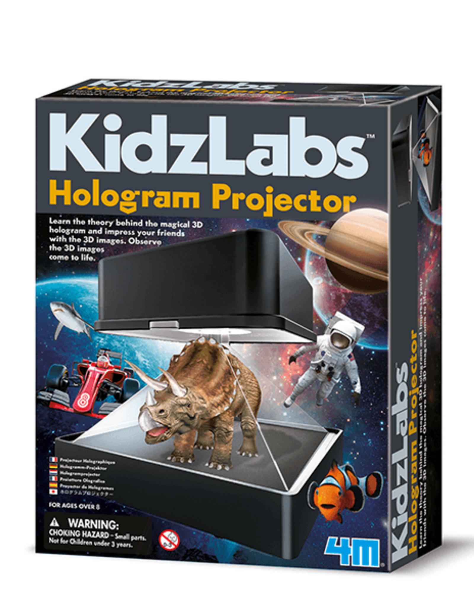 4M Hologram Projector