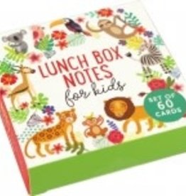 Peter Pauper Press LUNCH BOX NOTES FOR KIDS
