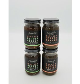 Cottage Cottage Lane Kitchen Get Me A Switch Spicy Pepper Relish 4oz