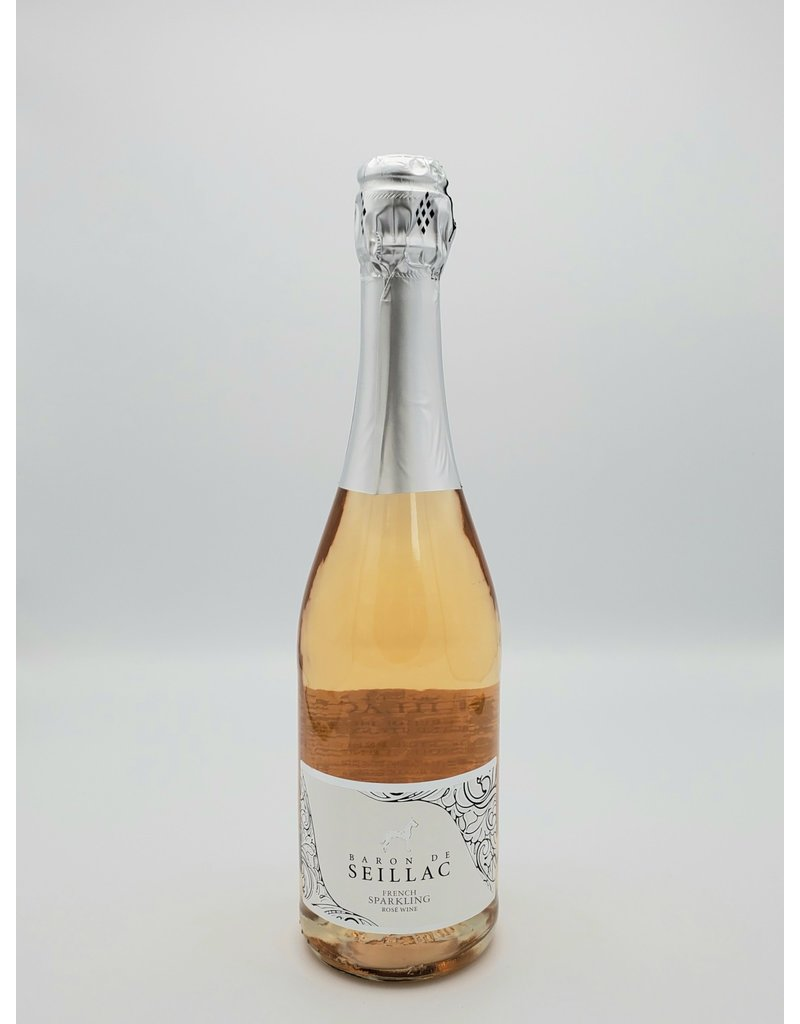 Baron de Seillac Provence Brut Rose NV