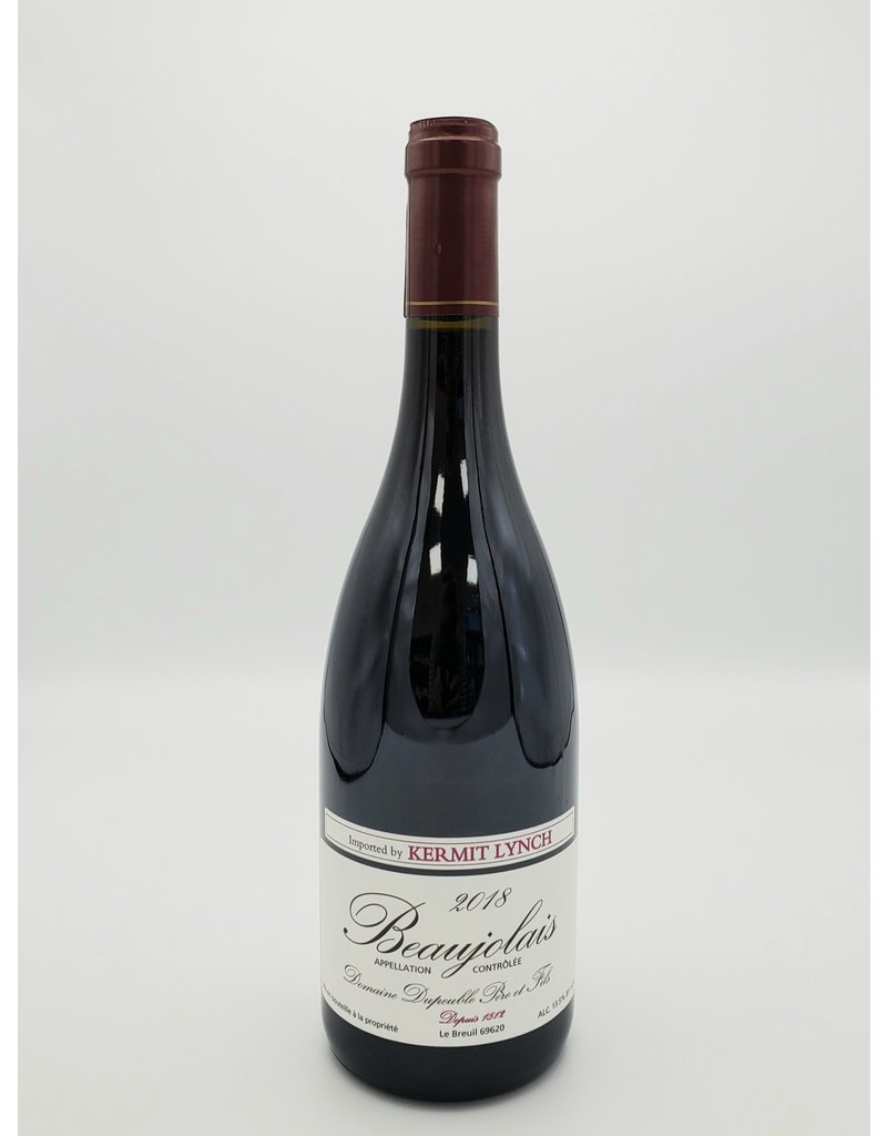 Kermit Lynch Wine Merchant Chateau Dupeuble Beaujolais 2018