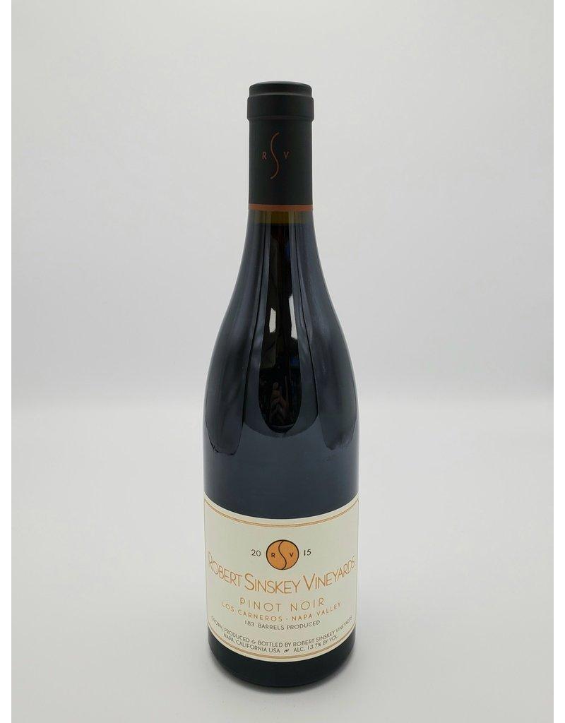 Robert Sinskey Pinot Noir Carneros 2015