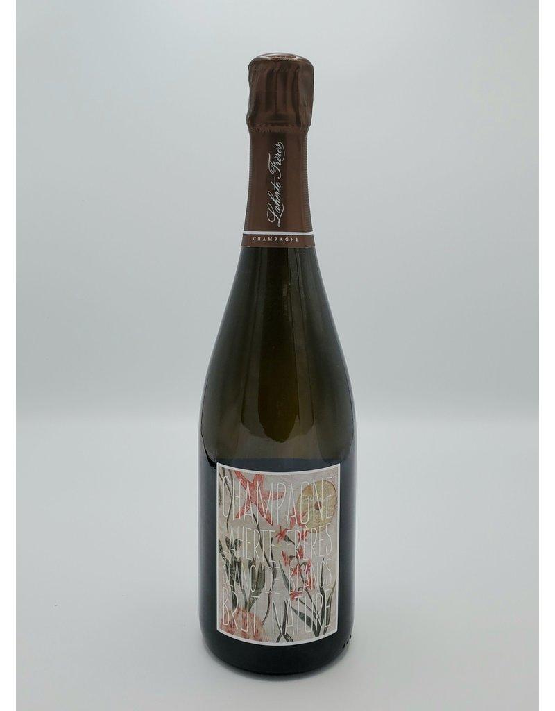 Laherte-Freres Champagne Blanc de Blancs Brut Nature NV
