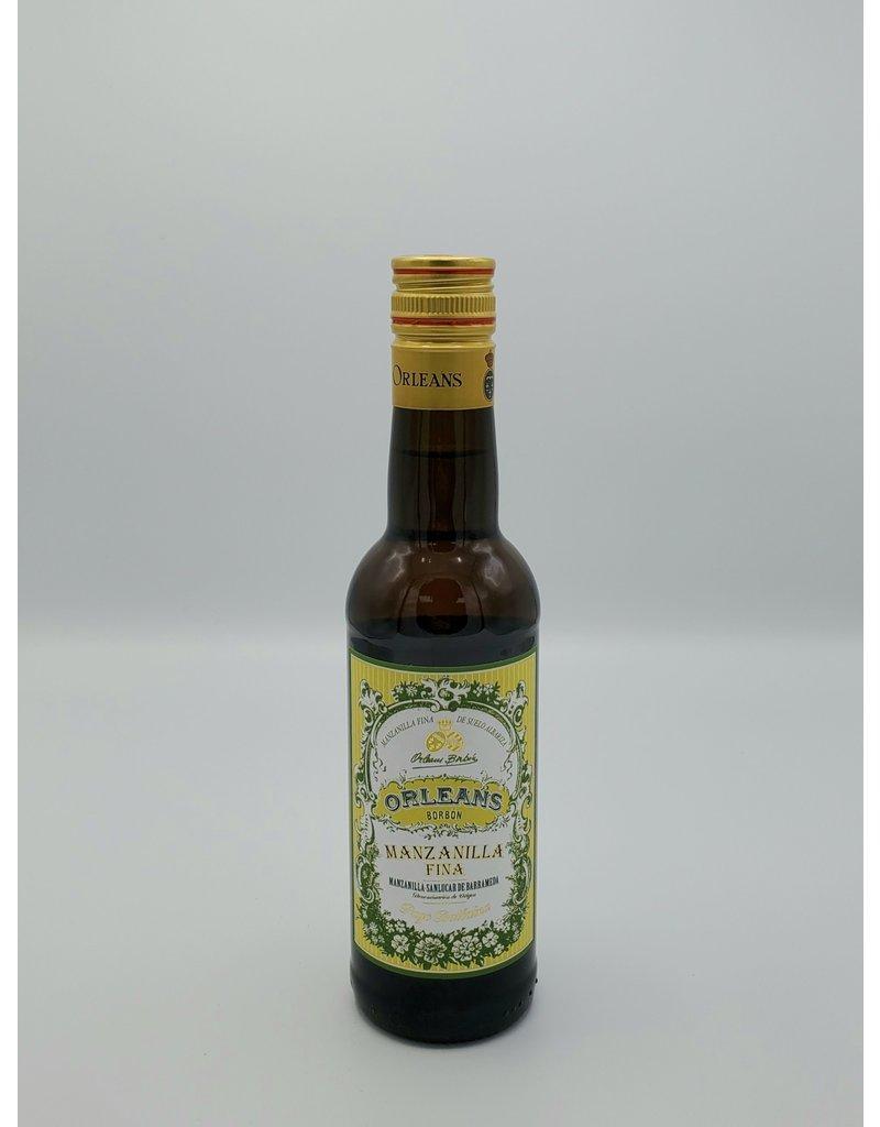 Orleans Borbon Manzanilla Fino 375ml