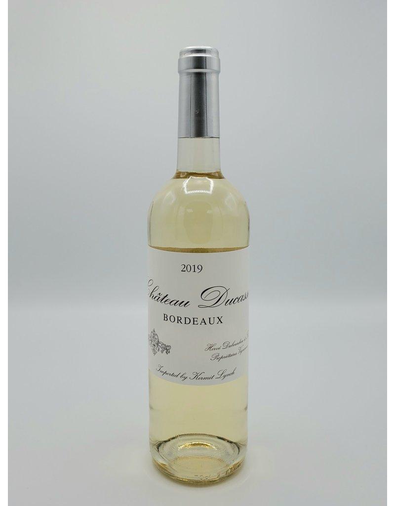 Kermit Lynch Wine Merchant Chateau Ducasse Bordeaux Blanc 2019