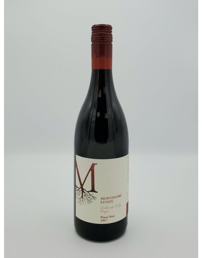 Montinore Estate Pinot Noir Willamette Valley 2017