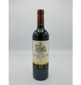 Le Clou du Pin Bordeaux 2018