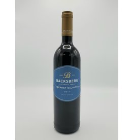 Backsberg Estate Cellars, Cabernet Sauvignon Paarl 2017