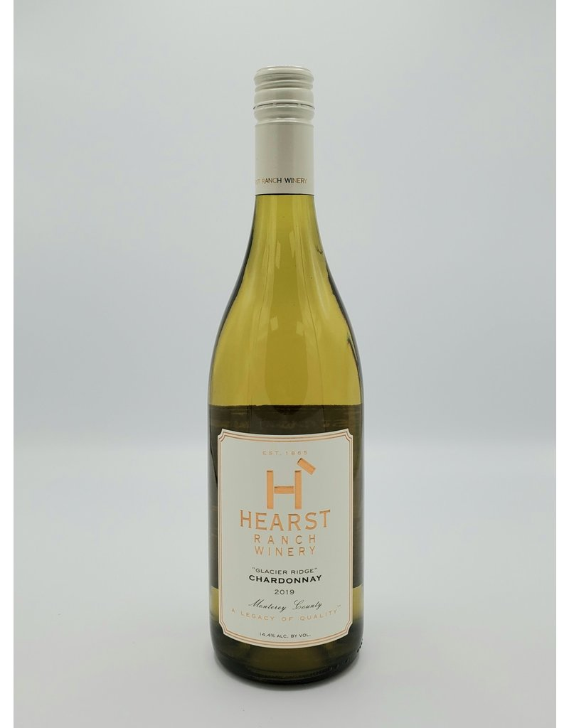 "Hearst Ranch Chardonnay ""Glacier Ridge"" Monterey 2019"