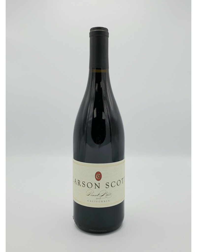 Carson Scott Pinot Noir 2017