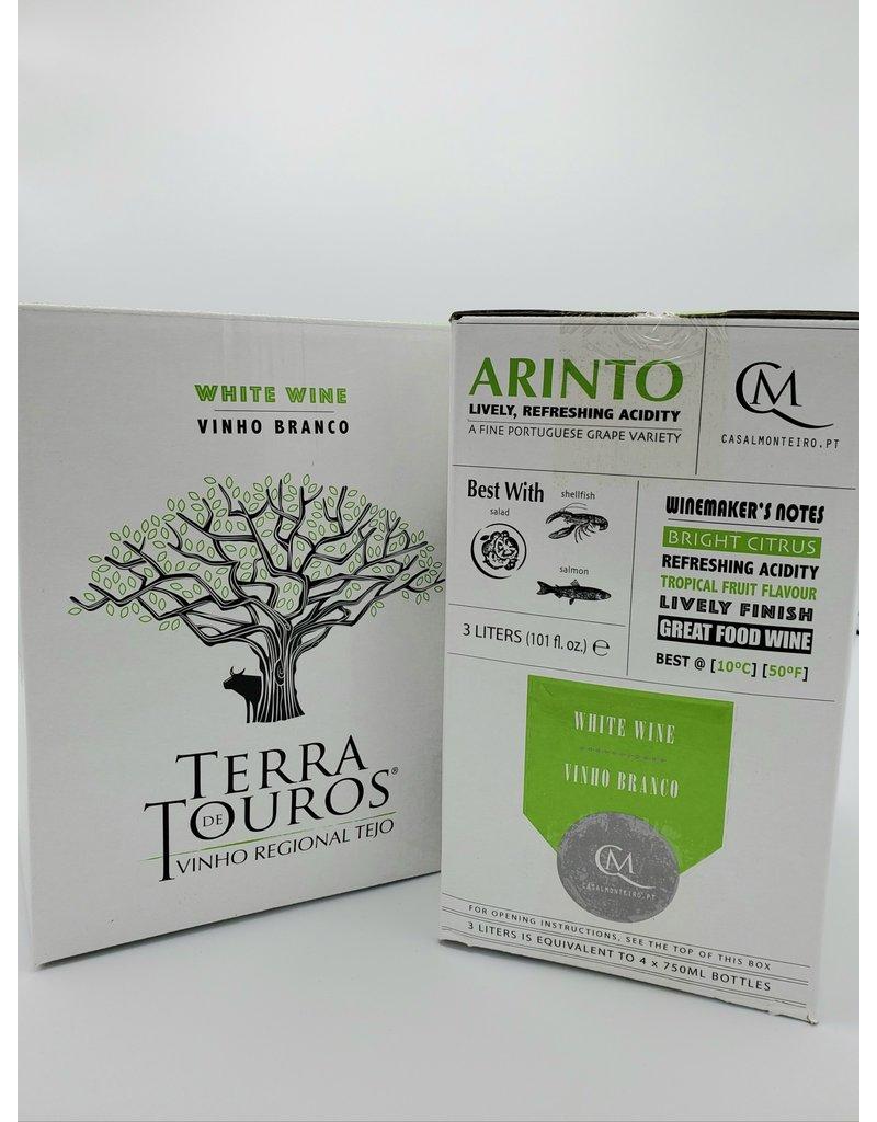 Quinta do Casal Monteiro, Terra de Touros Tejo Branco 2019 BiB