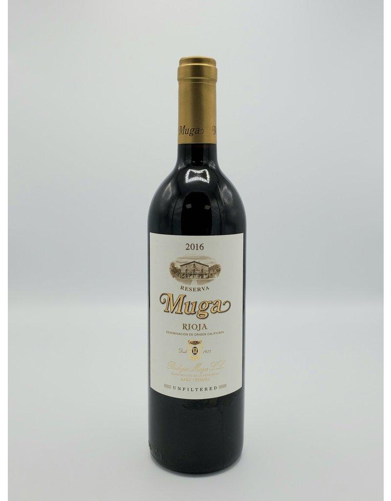 Bodegas Muga Rioja Reserva 2016