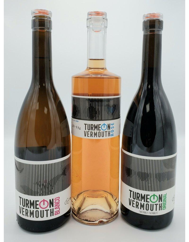 Turmeon Rose Vermouth