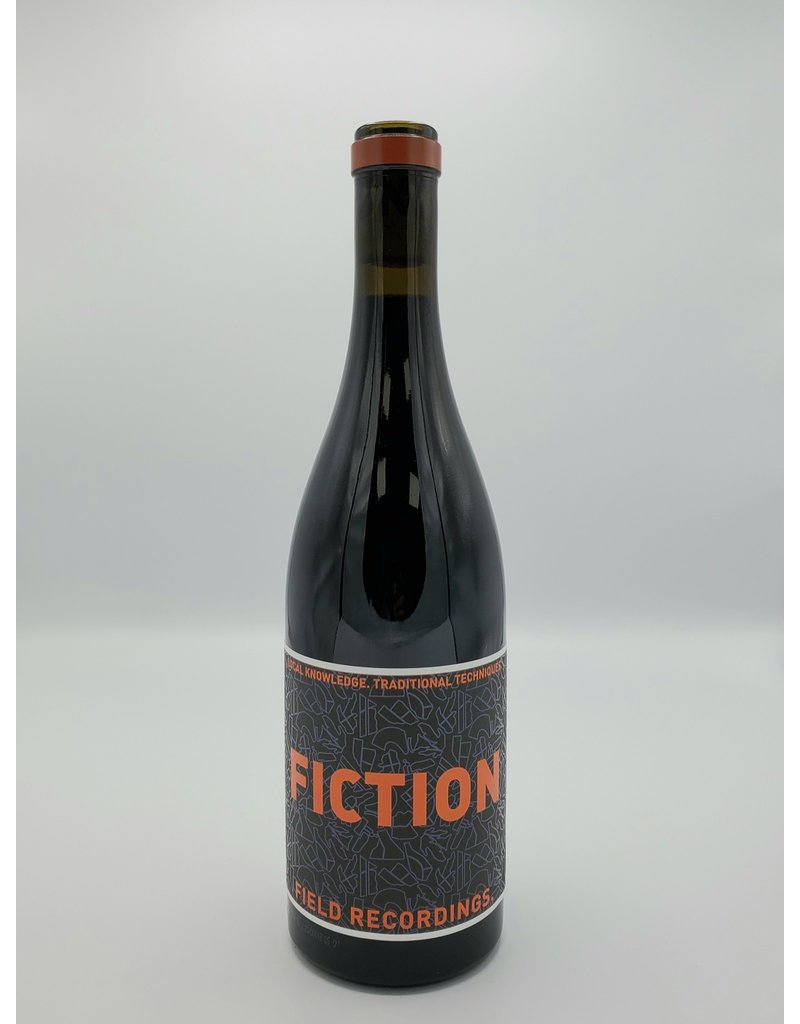 Field Recordings Fiction Red Blend 2018