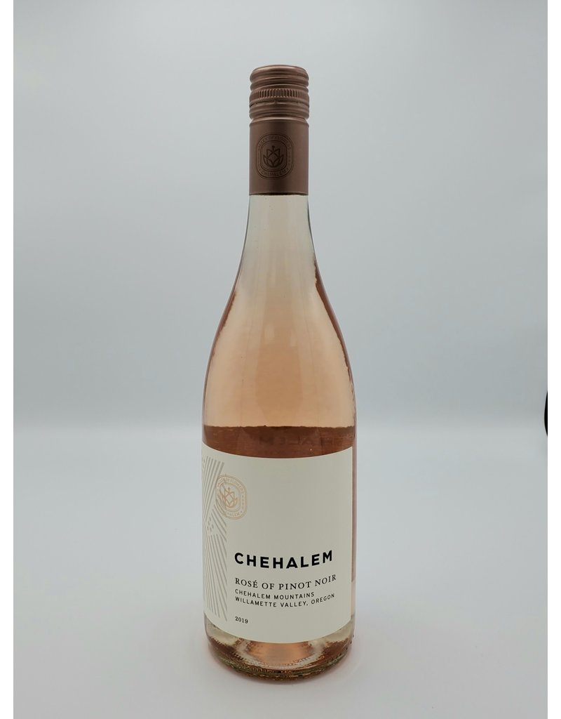 Chehalem Rose of Pinot Noir Three Vineyard Willamette Valley 2019