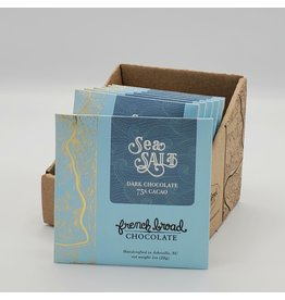French Broad French Broad Chocolate Sea Salt 28g