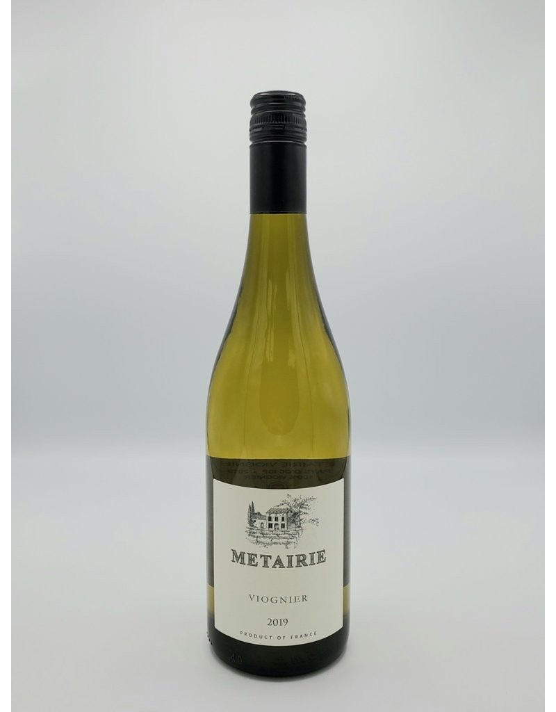 Metairie Viognier Pays d'Oc 2019