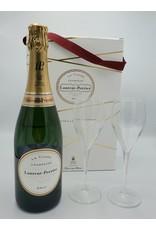 Laurent-Perrier La Cuvee Brut NV Champagne Gift Set