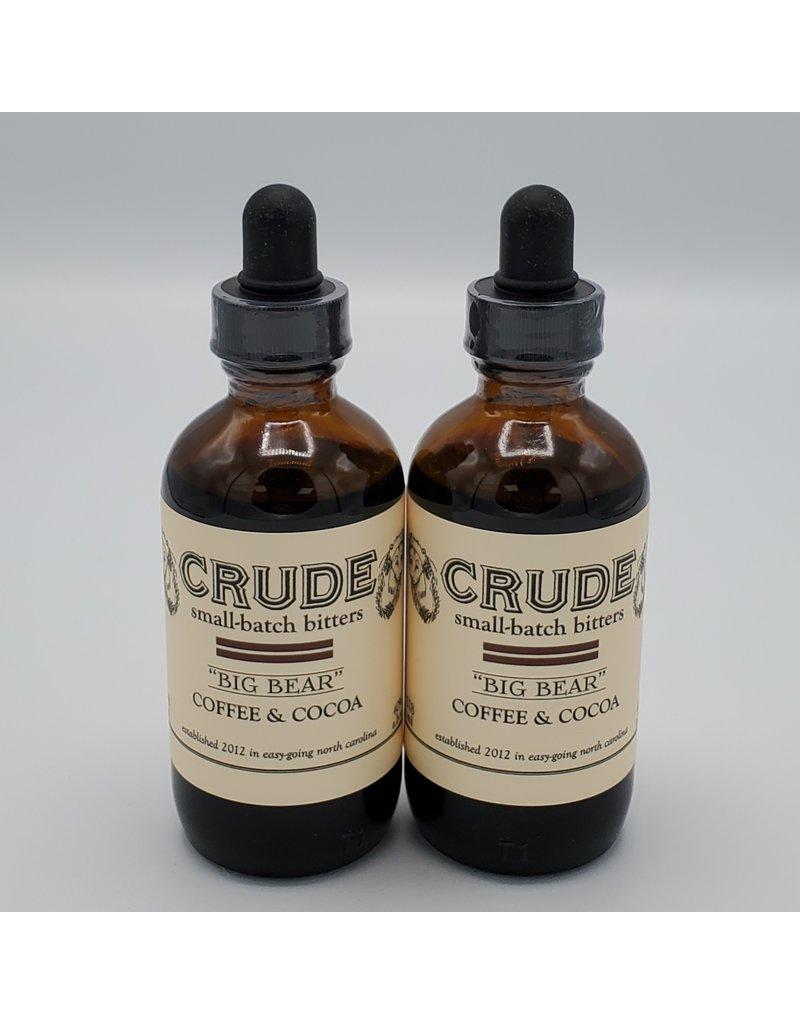 Crude Bitters Crude Big Bear Bitters 4oz.