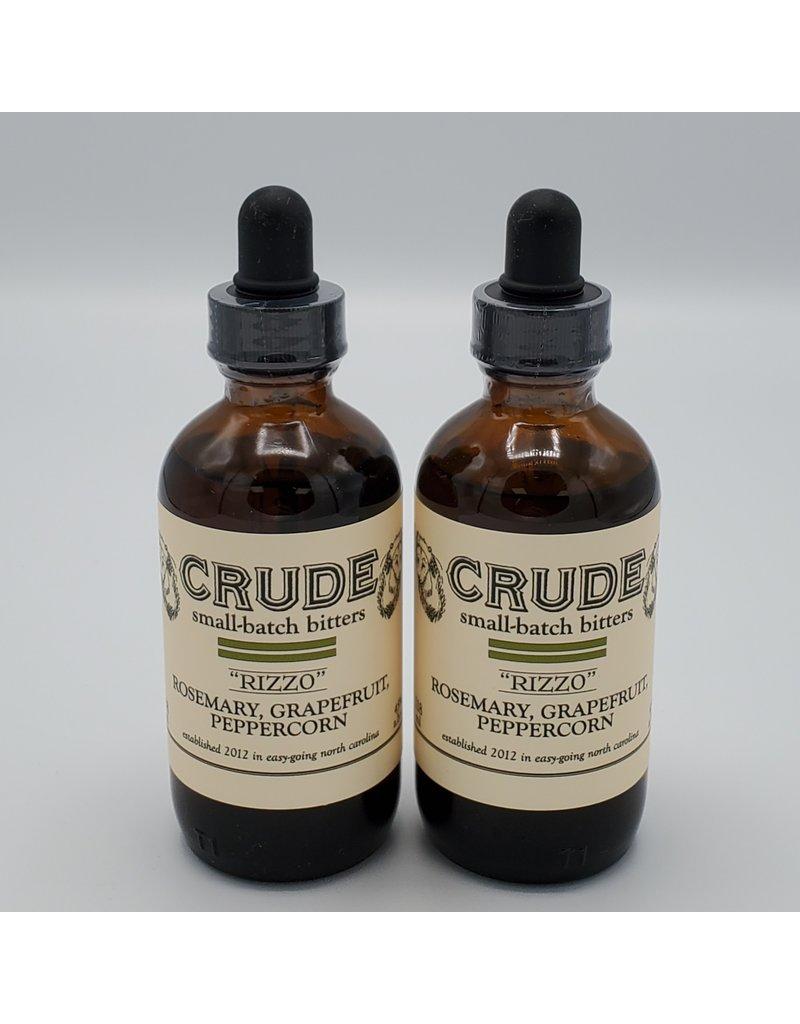 Crude Bitters Crude Rizzo Bitters 4oz.