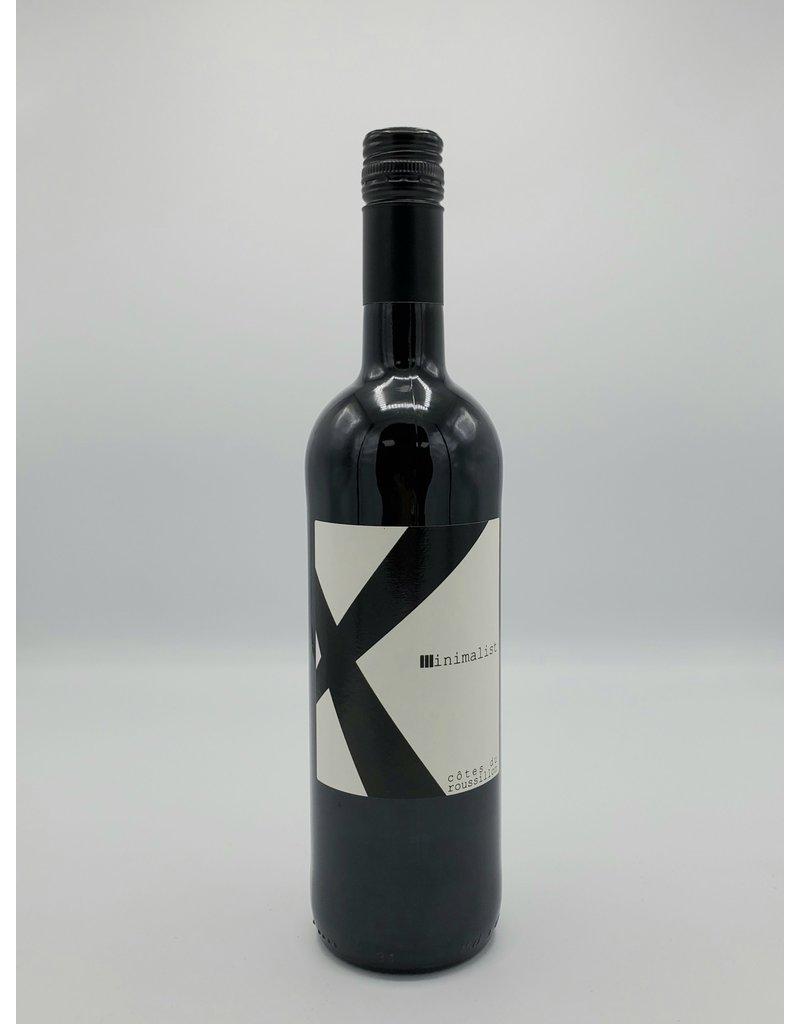 Cyril Henriques Minimalist Côtes du Roussillon Rouge 2018