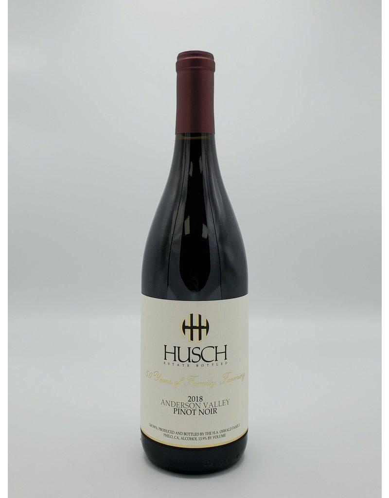 Husch Pinot Noir Anderson Valley 2018