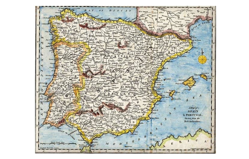 Spanish Wine Took Time