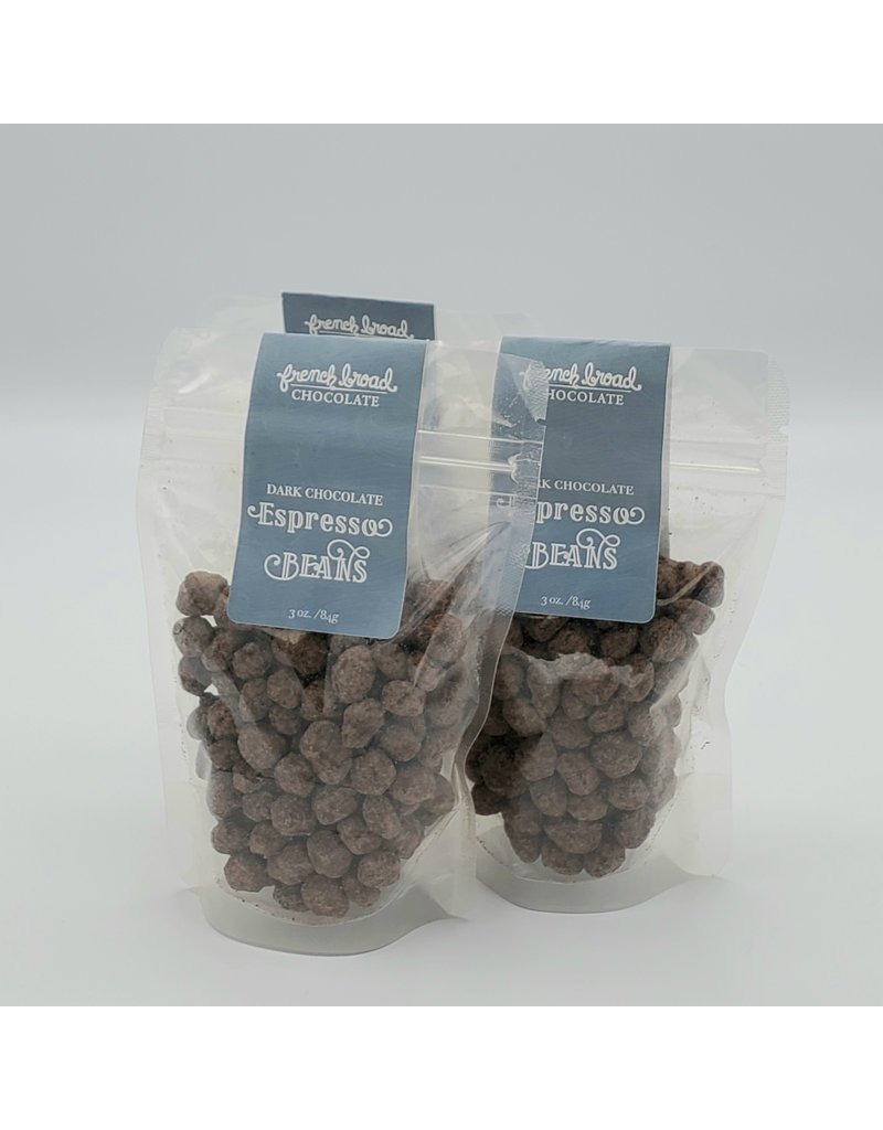 French Broad French Broad Dark Choc Espresso Beans 3oz