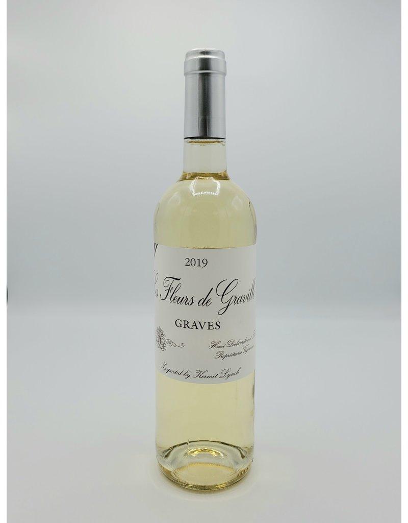 Kermit Lynch Wine Merchant Les Fleurs de Graville Graves 2019 eov