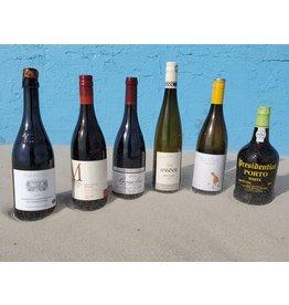 6 on the Beach - Thanksgiving Wines - Nov 2020