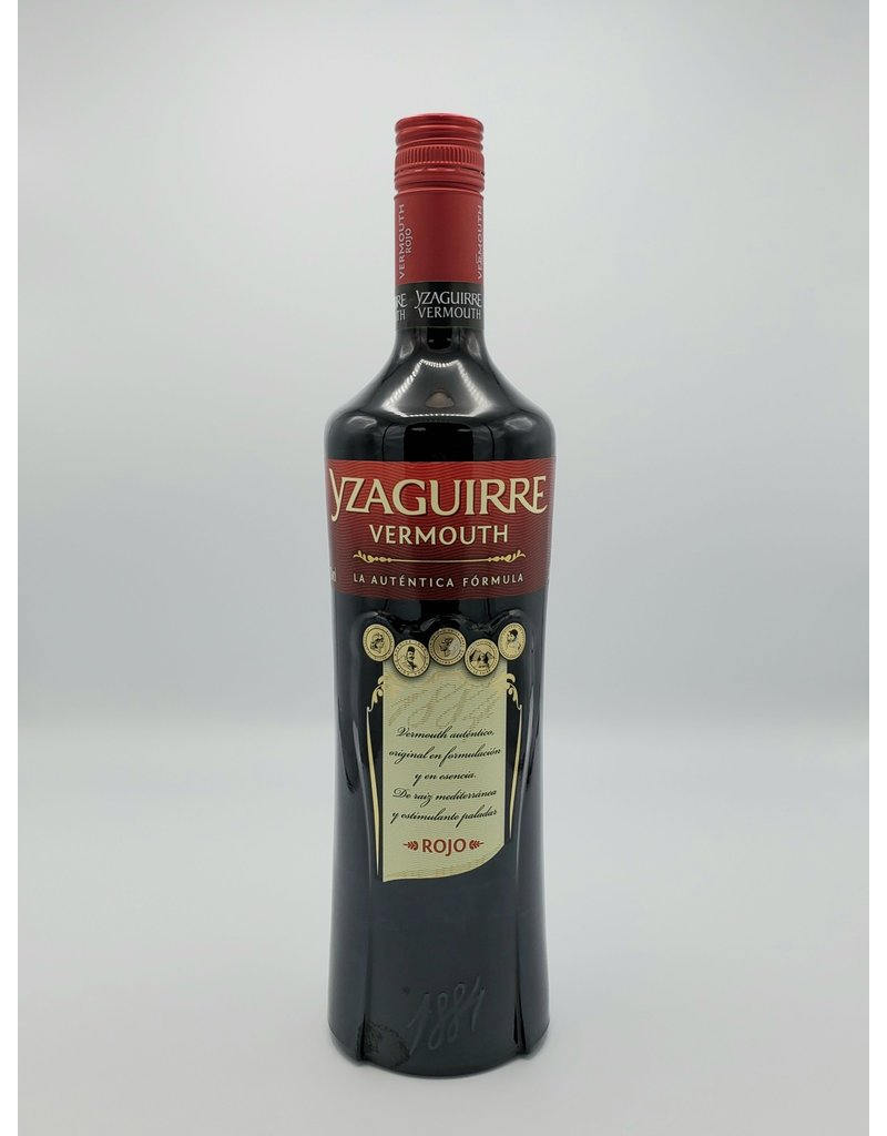 Yzaguirre Vermouth Classico Rojo 1 liter