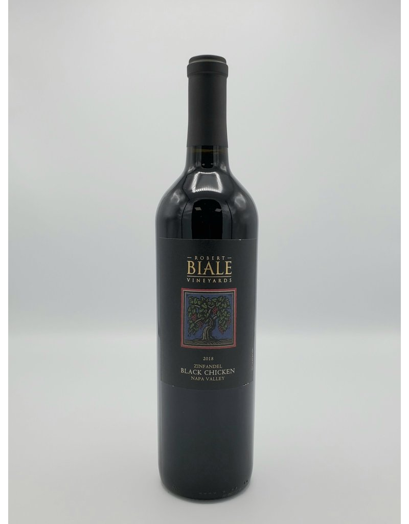 Biale Black Chicken Zinfandel 2018