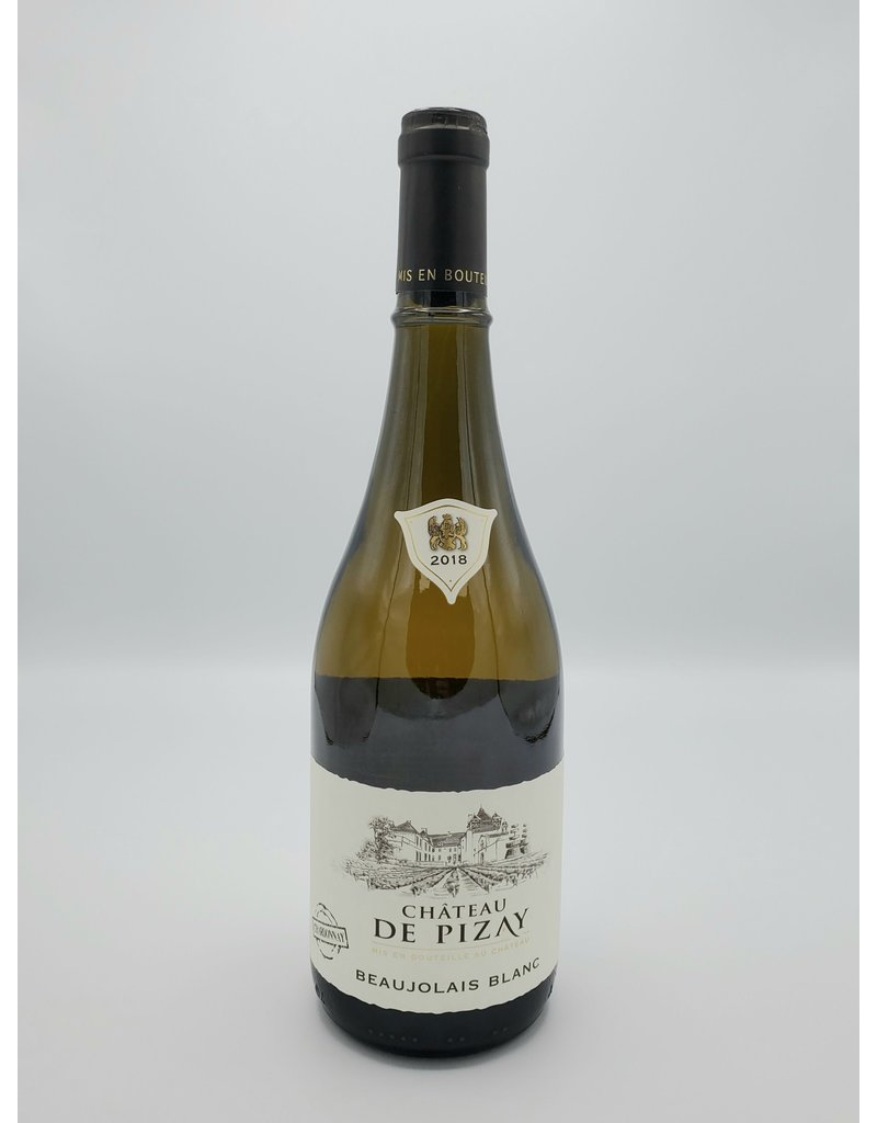 Chateau de Pizay Beaujolais Blanc 2018