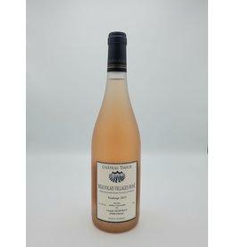 Kermit Lynch Wine Merchant Chateau Thivin Beaujolais Villages Rosé 2019